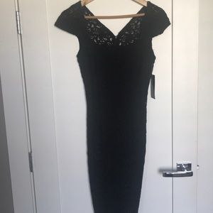Zara dress. XS. New with tags. Never worn.